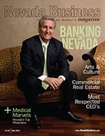 Nevada Business Magazine May 2012 Issue