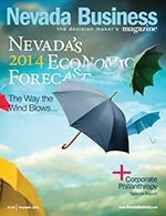 Read the Nevada Business Magazine December 2013 Issue