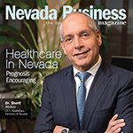 Nevada Healthcare Showing Encouraging Signs