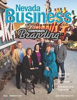 Read the February 2014 Issue of Nevada Business Magazine.