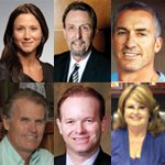 Six Nevada executives share their New Year's resolutions for 2014.