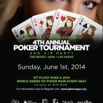 Up the Ante at Junior Achievement of Southern Nevada's Fourth Annual Poker Tournament