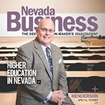 Educating Nevada's Workforce: Higher Education in Nevada