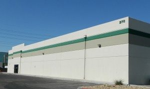 Colliers International – Las Vegas announced the finalization of a lease to DFA LLC. The industrial property is located at 270 Martin Luther King Blvd.