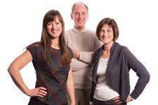 Erica, Howard and Nancy Olsen OnStrategy