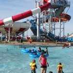 World's Largest Swimming Lesson at Wet'n'Wild — Local children needed to participate — Sign up by June 16