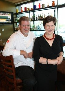 Table 34 celebrates its 10th anniversary by launching menu to benefit local non profit organizations.