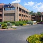 Colliers International announced the finalization of a lease to an office property located at 1050 E. Flamingo Road.