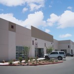 Colliers International announced the finalization of a lease to an industrial property located at 2553 E. Washburn Road.