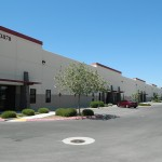Colliers International announced the finalization of a lease to an industrial property located at 3866 Civic Center Drive.