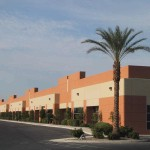 Colliers International announced the finalization of a lease to an industrial property located at 6265 S. Valley View Blvd.