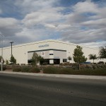 Colliers International announced the finalization of a lease to an industrial property located at 3030 N. Lamb Blvd.