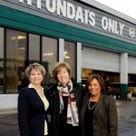 Hyundai's Only purchased three buildings it had previously been leasing with the help of TMC Financing and an SBA 504 loan.