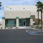 Colliers International – Las Vegas finalized a lease of a 28,800-square-foot industrial property at 4030 Industrial Center Drive in North Las Vegas.