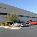Colliers International – Las Vegas finalized a lease of a 9,760-square-foot industrial property located at 4415 McGuire St. in North Las Vegas.