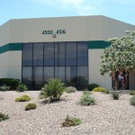 Colliers International – Las Vegas finalized a lease of a 10,476-square-foot industrial property is located at 4502 Mitchell St. in North Las Vegas.