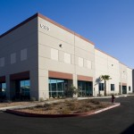 Colliers International announced the finalization of a lease to an industrial property located at 6155 S. Sandhill Road.