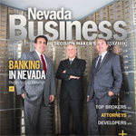 Today's banking industry in Nevada looks different from the industry five ago.