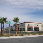 Colliers International announced the finalization of a lease to an industrial property located at 3655 E. Patrick Lane.