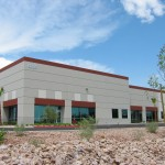 Colliers International announced the finalization of a lease to an industrial property located at 6275 S. Sandhill Road.