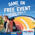 Wet'n'Wild Las Vegas Gears up for March Grand Opening and 'Game On' Season Pass Giveaway Event