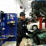 At Park Place Infiniti, each of our technicians is a highly trained expert and will offer excellent advice and service.