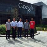 Dickson Realty Visits with Google Senior Leadership