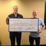 Nevada State Bank Helps Award $20,000 Grant to Golden Rainbow