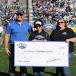 Nevada State Bank teams up with Wolf Pack to collect nearly 3,000 pounds of food and $2,244 for those in need