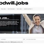 Goodwill.Jobs Launches as Affordable Online Job Board for Employers and Free Job Board for Job Seekers