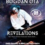 "Hilton Lake Las Vegas Presents ""Norway's Got Talent"" Finalist Bogdan Ota in Free Show: European piano sensation to perform on Dec. 13"