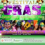 Celebrate Mardi Gras at Lake Las Vegas
