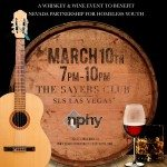 Beats & Barrels Whiskey and Wine Event to Benefit Nevada Partnership for Homeless Youth