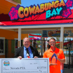 Waterpark Kicks Off Cowabunga Cares Program and Hosts Annual Fundraiser to Benefit Nevada PTA, March 12