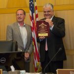 "Clark County Commission Chairman Steve Sisolak Wins ""Spring Clean for Goodwill Challenge"""