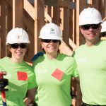Glvar Members Volunteer to Help Habitat for Humanity Build a Home in Henderson