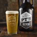 PT's Brewing Company Rolls out Signature House Brews to PT's Gold, Sean Patrick's and Sierra Gold Locations
