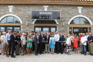 The new Seasons Market has opened in MonteLago Village at Lake Las Vegas.