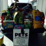 Feeding Pets of the Homeless Leads Seventh National Give a Dog a Bone Pet Food Drive