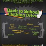 Nevada Donor Network Celebrating National Minority Donor Awareness Week with Clothing Drive for Underserved Students