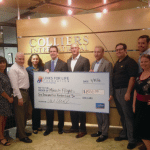 Colliers International – Las Vegas and Links for Life Foundation Partner with Miracle Flights to Fund Travel for Children Receiving Medical Care