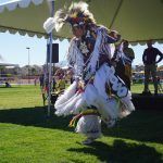 Mountain's Edge Welcomed New Park with Special Blessing from the Las Vegas Paiute Tribe — Plaque Commemorating Original Las Vegas Inhabitants Unveiled —
