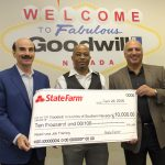 Goodwill of Southern Nevada Receives $10,000 State Farm Good Neighbor Citizen Grant
