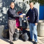 Hundreds of Children Benefit From First Independent Bank and Hot August Nights Foundation Coat Drives