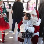 Santa Cruises Sail at Lake Las Vegas Community — Also Saturday Santa Visits, Train Rides and $1 Hot Cocoa at Montelago Village —