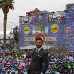 Naqvi Injury Law Gives Helmets and Bicycles to Las Vegas Children – Fourth year firm has sponsored 98.5 KLUC Toy Drive to benefit HELP of Southern Nevada