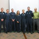 Care Flight Awards Wings and Pins to Medical and Aviation Professionals