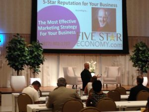 Five Star Economy builds, advertises and protects five-star reputations so client businesses can focus on attracting and retaining customers.