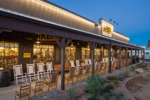 DC Building Group, announced that the general contractor has completed the Cracker Barrel Old Country Store in North Las Vegas.