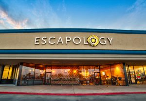 Escapology, the U.S. market leader in escape games, opened a flagship 10-game venue at 2797 S. Maryland Parkway in Las Vegas.